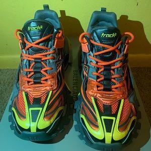 Balenciaga Men's Track .2 Sneakers